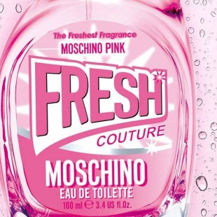 Moschino Pink Fresh Couture موسکینو پینک فرش کوتور