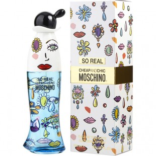 MoschinoSo Real Cheap & Chic موسکینو سو ریل چیپ اند شیک
