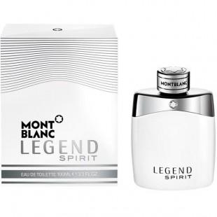 Mont Blanc Legend Spirit مون بلان لجند اسپیریت