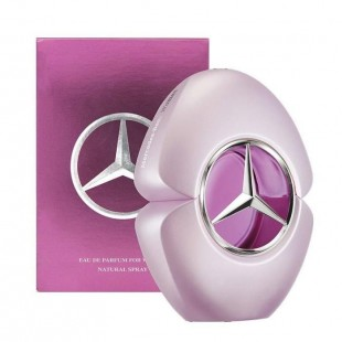 Mercedes Benz Woman مرسدس بنز زنانه