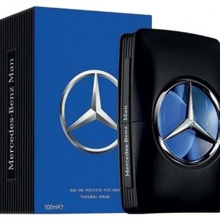 Mercedes Benz Man مرسدس بنز من