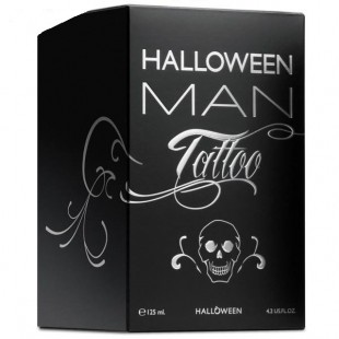 Halloween Tattoo For Men جسوس دل پوزو هالووین تتو مردانه