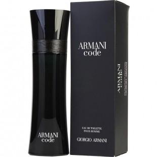 Armani Code For Men آرمانی کد مردانه
