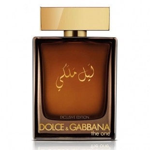 D&G The One Royal Night دولچه گابانا لیل ملکی