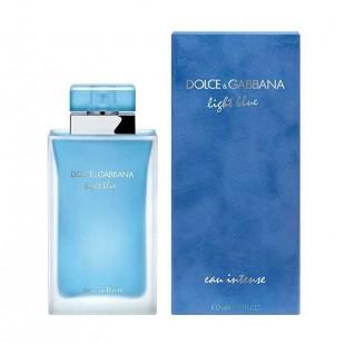D&G Light Blue Eau Intense لایت بلو او اینتنس زنانه