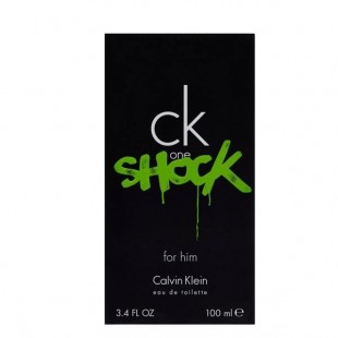 Calvin klein One Shock For Men سی کی وان شاک مردانه
