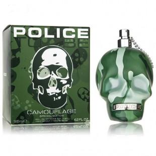 Police To Be Camouflage تو بی کاموفلاج