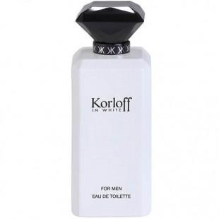 Korloff In White کورلوف پاریس این وایت