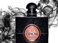 عطر ایوسن لورن بلک اوپیوم پیور الوژن   YSL BLACK OPIUM
