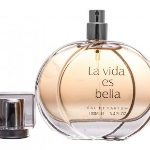 La Vida Es Bella مشابه بو لانکوم لاوی ابل