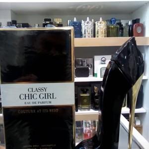 ادو پرفیوم فراگرنس ورد Chic Girl