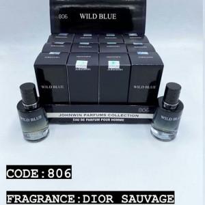 عطر ادکلن مردانه دیور ساواج جانوین (Johnwin Dior Sauvage) حجم 25 میل
