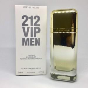 تستر۲۱۲ vip طلایی مردانه Carolina Herrera 212 VIP Men Gold 100ML