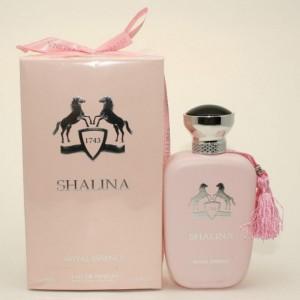 عطر ادکلن زنانه پرفیومز دو مارلی دلینا فراگرنس ورد شالینا رویال اسنس (Fragrance Shalina Royal Essence) حجم 100 میل