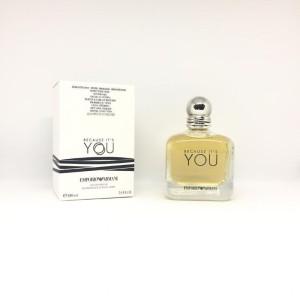 Emporio Armani Because It's You & Stronger with you Fragrance |Giorgio Armani