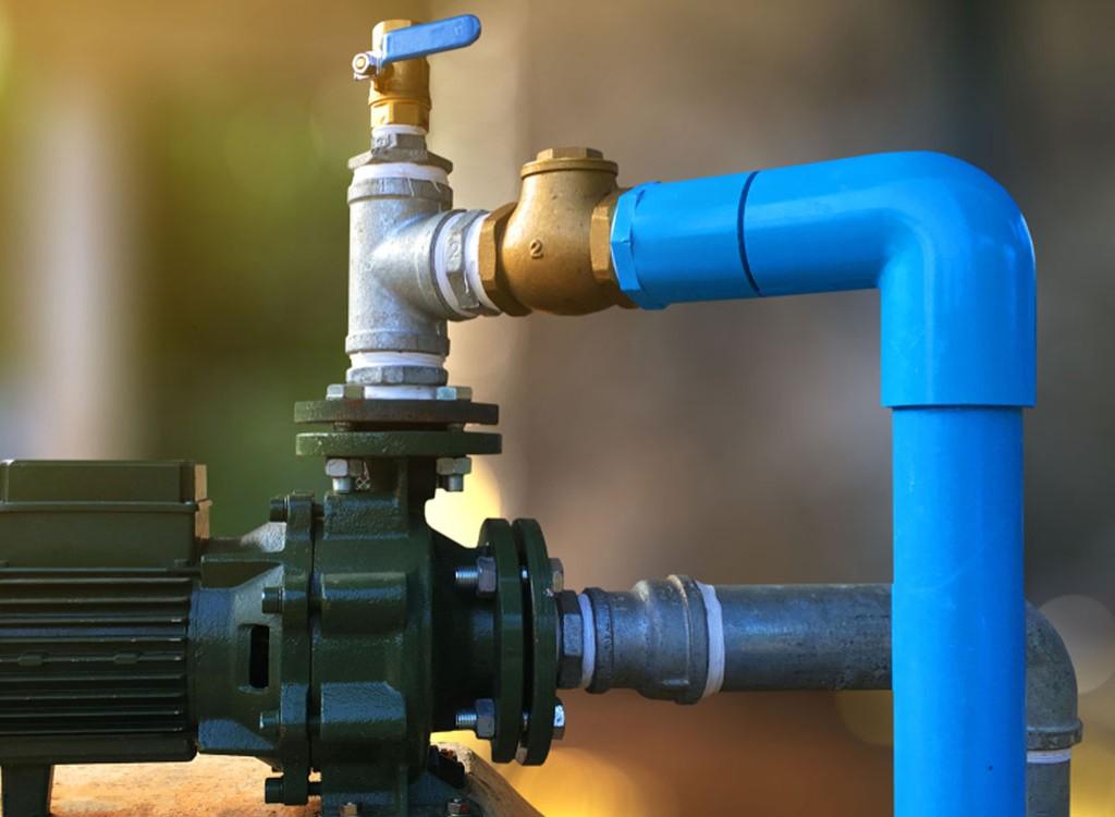 انواع سیستم آبیاری(تک پمپ وبوستر پمپ)