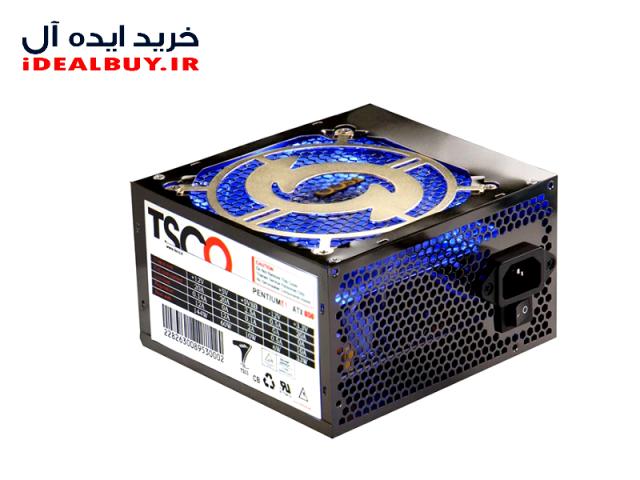 منبع تغذیه کامپیوتر TSCO TP 650W