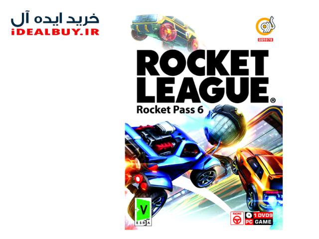 بازی گردو Rocket League Pass 6 ERocket League Pass 6 Enhesari