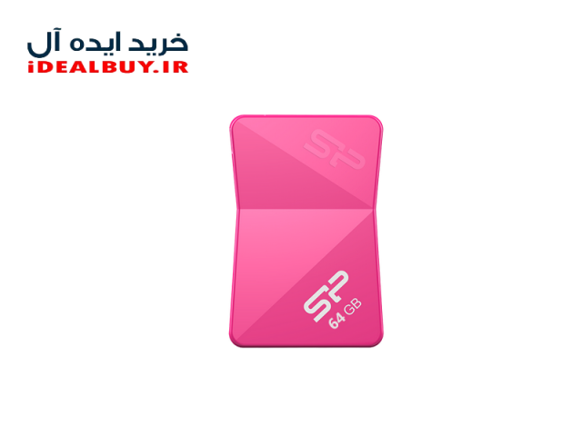 فلش مموری Silicon Power Touch T08 64GB