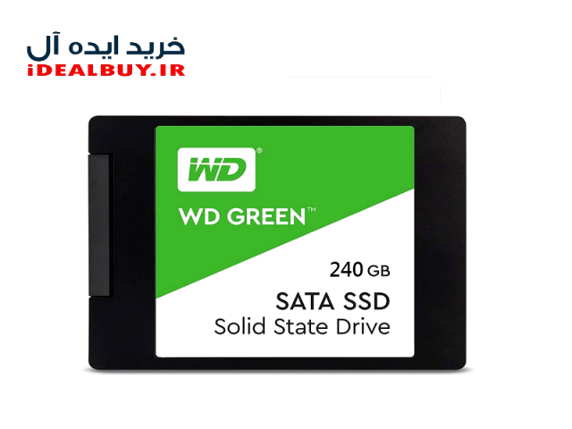 اس اس دی Western Digital Green  Internal SSD Drive 240GB