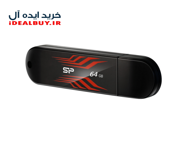 فلش مموری Silicon Power Blaze B10 64GB