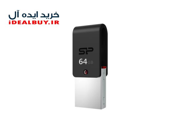 فلش مموری Silicon Power X31 OTG 64GB