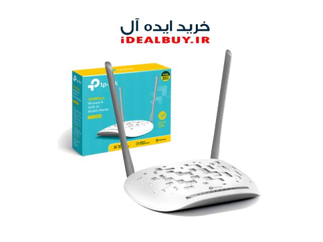 مودم روتر TP-LINK TD-W8961N_V1 ADSL2 Plus