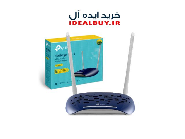مودم روتر TP-Link TD-W9960 VDSL/ADSL