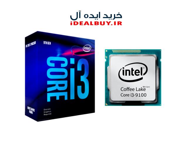 پردازنده Intel® Core™ i3-9100
