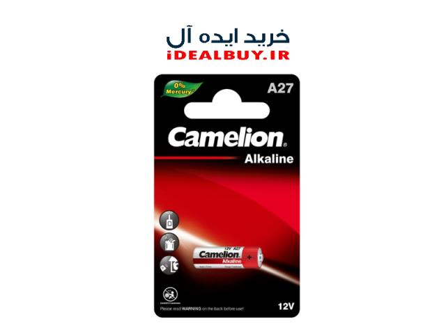 باتری ریموت Camelion A27 Alkaline Plus Batteries