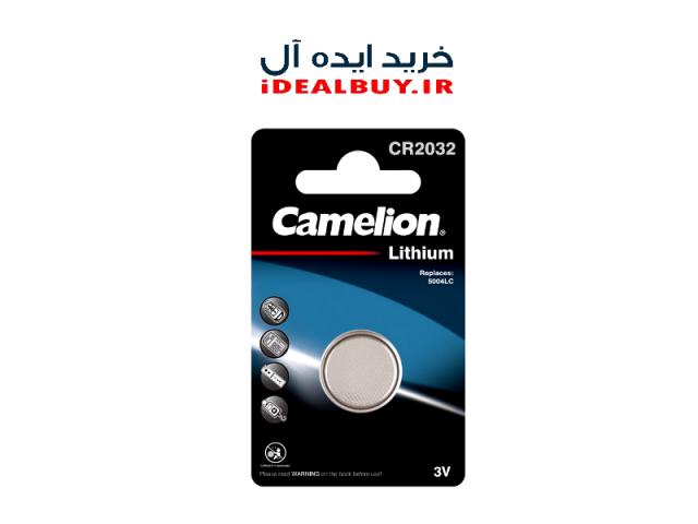 باتری سکه ای Camelion CR2032 minicell