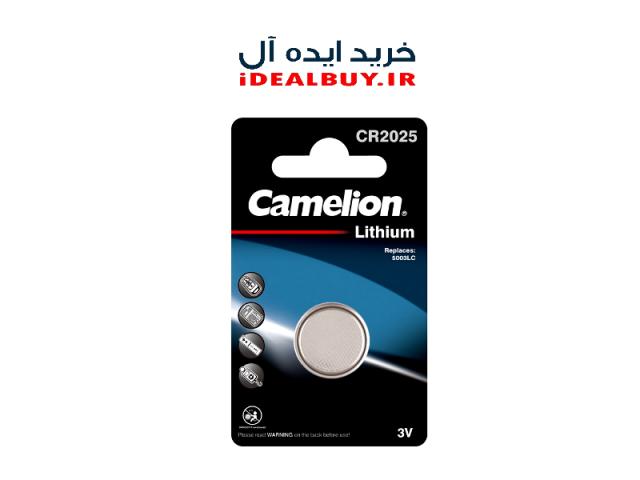 باتری سکه ای Camelion CR2025 minicell