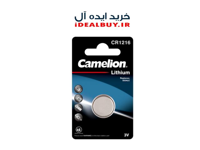 باتری سکه ای Camelion CR2016 minicell
