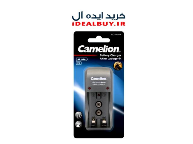 شارژر باتری Camelion BC-1001 Mini Travel Battery Charger