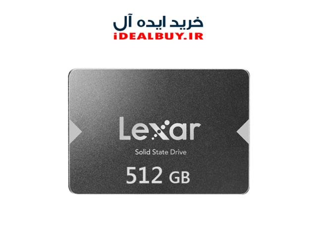 اس اس دی Lexar NS100 SSD Drive 512GB