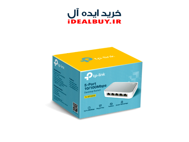 سوییچ TPLINK TL-SF1005D 5-Port