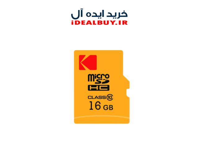 کارت حافظه Emtec Kodak UHS-I U1 Class 10 85MBps 580X microSDHC 16GB