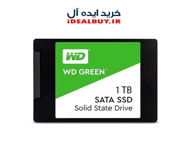 اس اس دی Western Digital Green  Internal SSD Drive 1TB