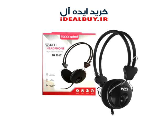 هدست TSCO TH 5017 Headset