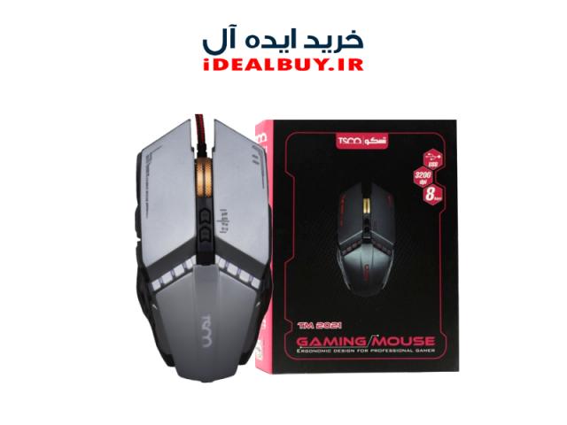 ماوس TSCO TM 2021 GAMMING Mouse