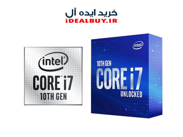 پردازنده  Intel® Core™ i7-10700K