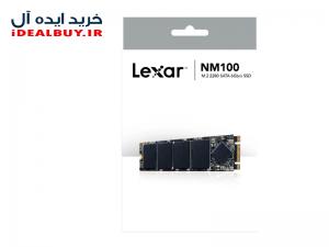 حافظه اس اس دی لکسار  NS100 ظرفیت 256 گیگابایت