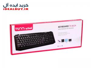 کیبورد تسکو  TK8020 با حروف فارسی