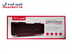 کیبورد تسکو TK8022 با حروف فارسی