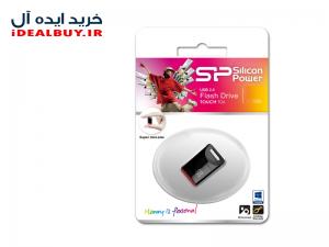 فلش مموری سیلیکون پاور  Touch T06 ظرفیت 64 گیگابایت