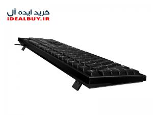 کیبورد جنیوس KB-100 همراه با حروف فارسی
