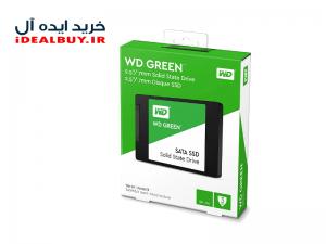 اس اس دی اینترنال وسترن دیجیتال  Green  ظرفیت 120 گیگابایت
