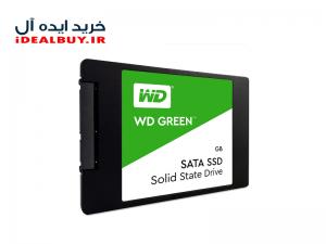 اس اس دی اینترنال وسترن دیجیتال  Green  ظرفیت 480 گیگابایت