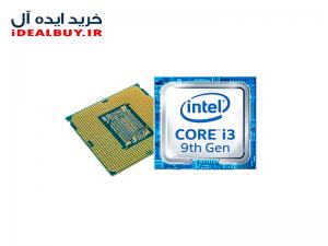 پردازنده مرکزی اینتل سری Coffee Lake Core i3-9100F
