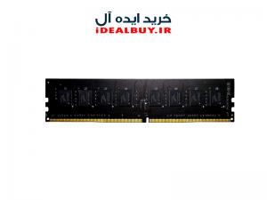 رم دسکتاپ Geil Pristine DDR4 2400MHz CL17 Single Channel Desktop RAM 8GB